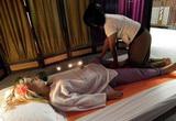 tradišní thajská masáž